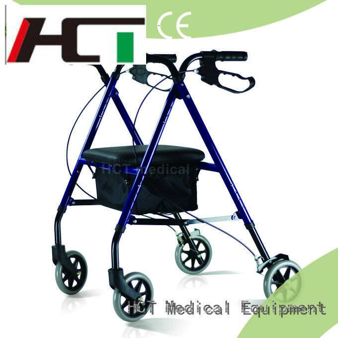HCT Medical rollators and walkers in bulk for rehabilitation centre