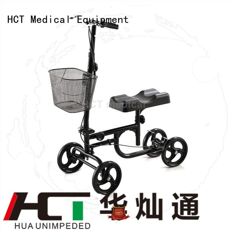 walker knee ambulate knee walker HCT Medical Brand