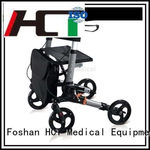 Quality HCT Medical Brand aluminum rollator indoor