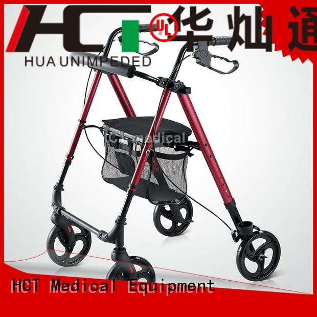 Wholesale simple adult rollator walker HCT Medical Brand