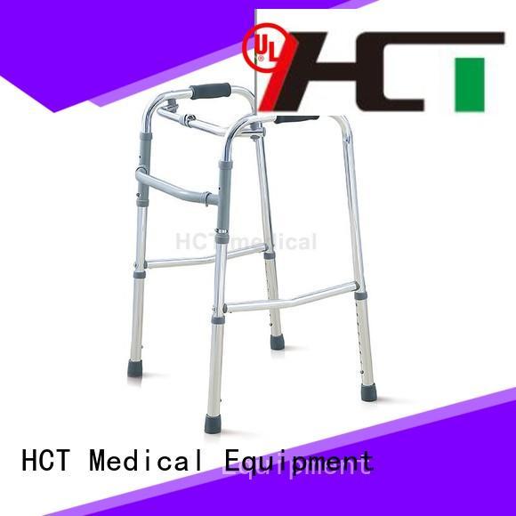 forearm foldable functional HCT Medical Brand rollator walker