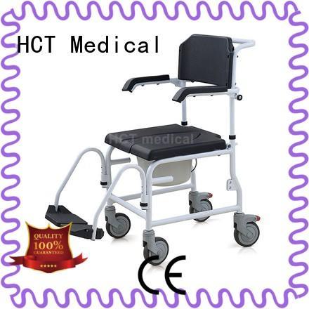 convenient medical toilet chair supplier for patient