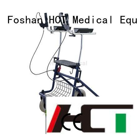 HCT Medical Brand forearm aluminum rollator version supplier