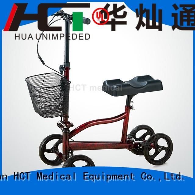 terrain Custom knee walker knee walker scooter HCT Medical all
