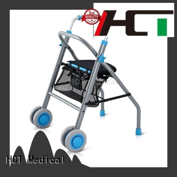 HCT Medical rollator walker in bulk for hospital