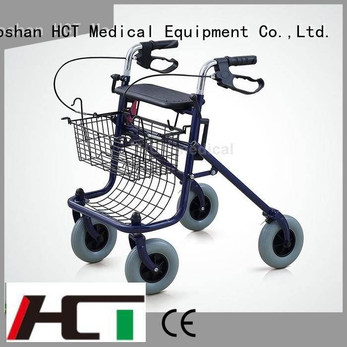 adult chair aluminum rollator HCT Medical Brand