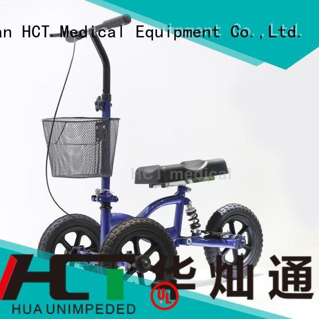 ambulate knee walker all knee walker scooter knee HCT Medical