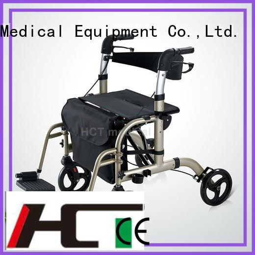 Quality HCT Medical Brand bag rollator walker