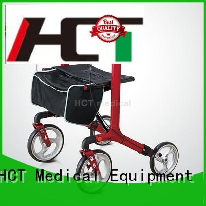 HCT Medical drive rollator supplier for patient