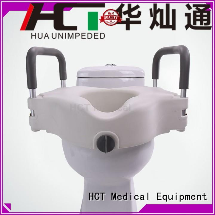different raised toilet seat toilet 4 inch HCT Medical company