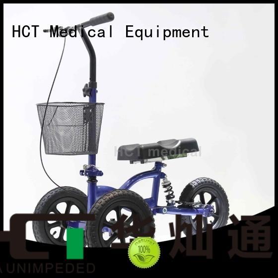 ambulate knee walker terrain knee walker scooter all company