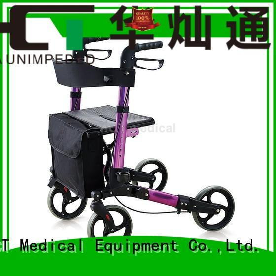 functional walker HCT Medical Brand rollator walker