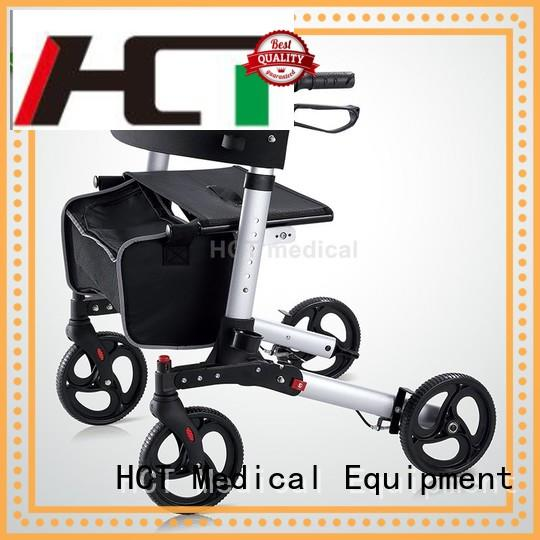 HCT Medical outdoor rollator series for patient