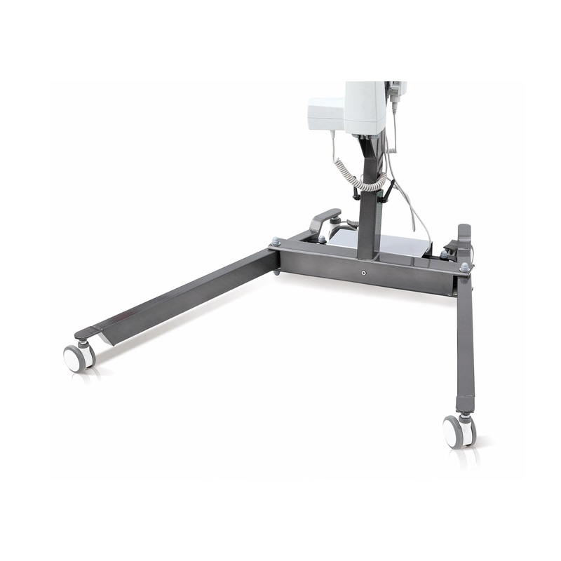 HCT Medical Heavy Duty Electric Steel Patient Lifter HCT-7304 with capacity of 220 kgs Patient Lifter image3