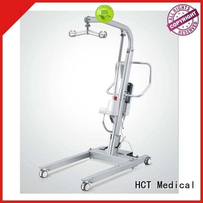 HCT Medical aluminum mechanical lift for patients wholesale for rehabilitation centre