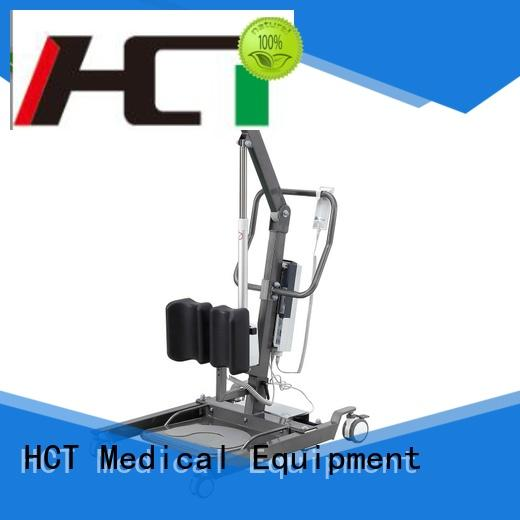 HCT Medical hydraulic patient lift series for patient