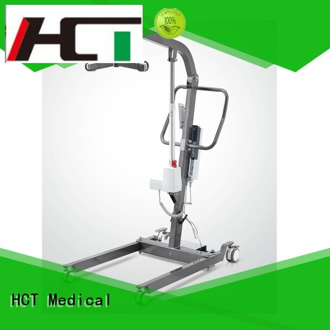 HCT Medical comfortable electric hoyer lift factory direct supply for home-use