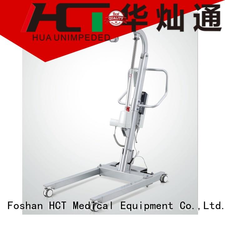HCT Medical Brand aluminium electric patient mechanical lift for patients electric aluminium
