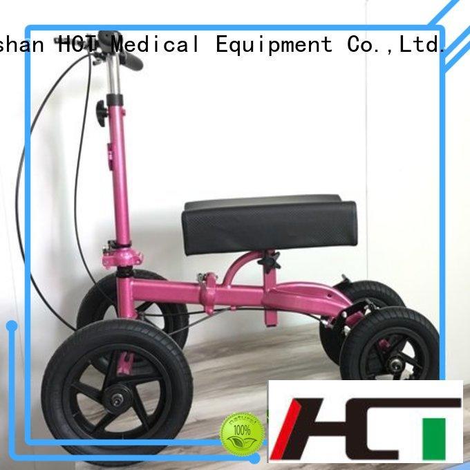 steel all ambulate knee walker walker HCT Medical company