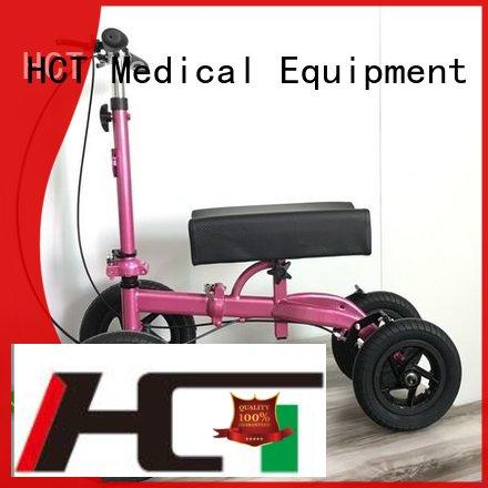 best knee scooter manufacturing for rehabilitation centre HCT Medical