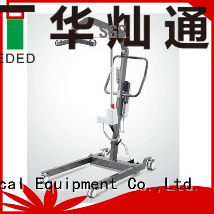 HCT Medical Brand aluminium electric patient mechanical lift for patients