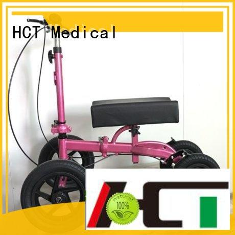 HCT Medical drive knee scooter wholesale for rehabilitation centre