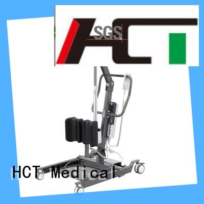 HCT Medical foldable portable patient lift factory direct supply for rehabilitation centre
