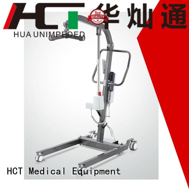 HCT Medical Brand aluminium lifter mechanical lift for patients patient supplier
