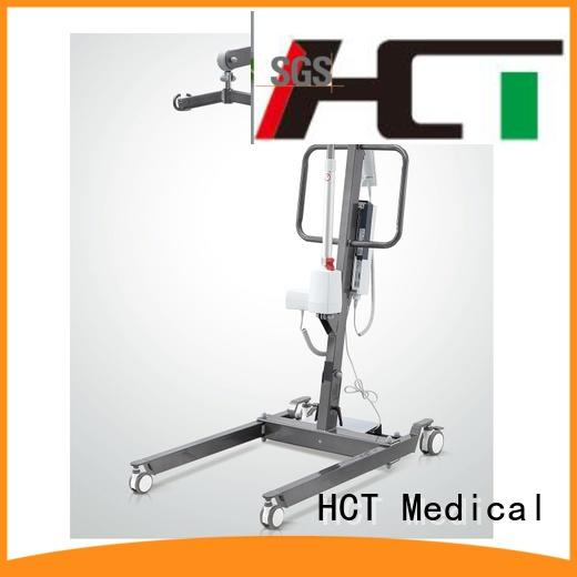 HCT Medical hydraulic patient lift manufacturing for home-use